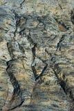 Marmurowa skała Zdjęcie Royalty Free