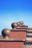 Marmurowe piłki Zdjęcie Royalty Free