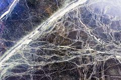 Marmurowe posadzkowe projekta 3d wnętrza płytki obraz royalty free