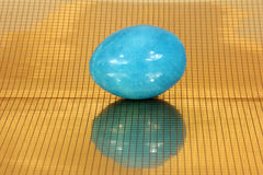 Marmurowi jajka Fotografia Stock