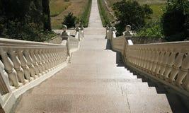 marmurowi klasyków schodki Zdjęcia Royalty Free