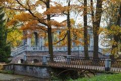 Marmurowy most Obrazy Royalty Free
