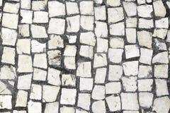 Marmurowy mozaiki tło Fotografia Stock