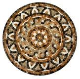 Marmurowy Mozaiki tekstury tło Obrazy Stock