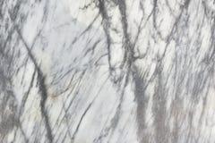marmurowy tekstury białe tło Obraz Royalty Free