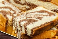 Marmurowy tort obraz royalty free