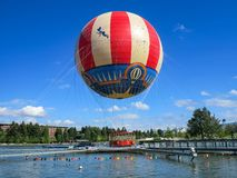 Disneyland Paris PanoraMagique Balloon Stock Images