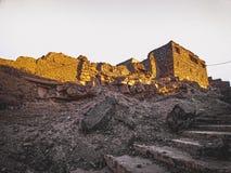 Maroc Alte Stadt Assa-Lebens stockfotografie