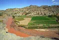 Marocain d'horizontal Photo stock