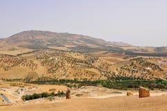 Marocain d'horizontal Photographie stock libre de droits