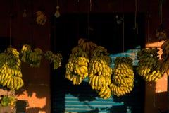 Maroccan banana rynek Obrazy Royalty Free