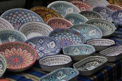 Maroccan garncarstwo Fotografia Stock