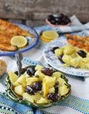 Potatos salad Stock Photography