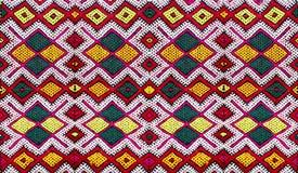 Maroccan Teppich des Berber Stockfoto