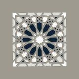 Maroccan traditionell mosaik Royaltyfri Bild