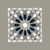 Maroccan traditionelles Mosaik Lizenzfreies Stockbild