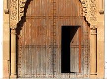 Marocchino d'annata Dorway Fotografia Stock