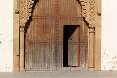 Marocchino d'annata Dorway Immagini Stock