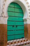 marocco πορτών Στοκ Εικόνες