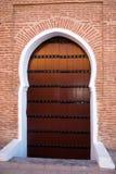 marocco двери Стоковые Изображения