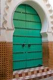 门marocco 库存照片