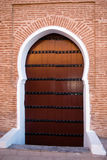 Marocco door Stock Images