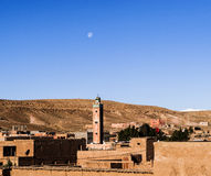 Marocco Hait Ben Haddou Royalty Free Stock Images