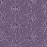 Marocco lace pattern Stock Photography