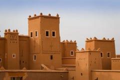 Marocco miasta stary krajobraz Zdjęcie Royalty Free