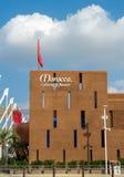 Marocco pavilion at Expo 2015 Stock Photo