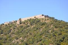 Marockansk fort Royaltyfria Bilder