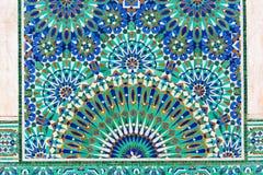 Marockansk garnering royaltyfria bilder