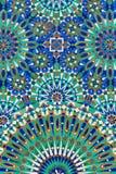 Marockansk garnering arkivbild