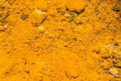 Marockansk kryddasmaktillsats Arkivbilder