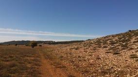 Marockansk natur Arkivfoton