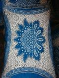 Marockansk traditionell kudde fotografering för bildbyråer