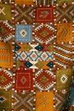 Marockanska tyger Royaltyfria Bilder