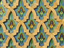 Marockanskt belägga med tegel Royaltyfri Fotografi