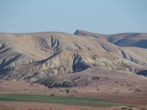 Marockanskt berglandskap Royaltyfri Fotografi