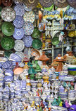 Marockanskt handcrafts Fotografering för Bildbyråer