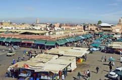 Marocko Marrakesh royaltyfria bilder