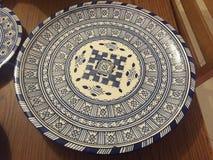 Marocko maträtt Arkivbilder