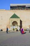 Marocko Meknes Royaltyfri Bild