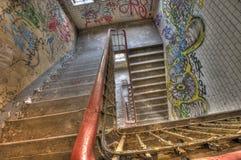 Marode budynek Fotografia Royalty Free