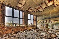 Marode Gebäude Stockfotografie