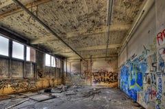 Marode Gebäude Lizenzfreie Stockfotografie