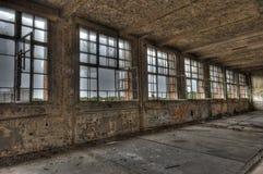 Marode Gebäude Stockfoto
