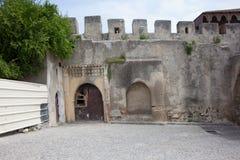 Marokańczyk ściana Zdjęcie Royalty Free