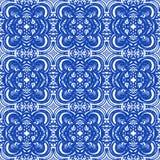 Marokańczyk płytek ornamenty Zdjęcia Stock