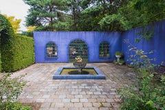 Marokańczyka ogródu kopia w parku obraz stock